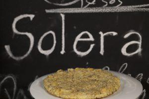 Tortilla de patatas – Trufa o wakame y parmesano